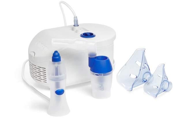 Omron Compact Plus 2-in-1-Inhalationsgerät