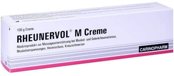 Rheunervol M 100 G Creme