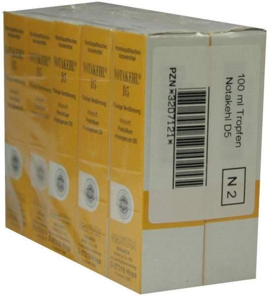 Notakehl D 5 Tropfen 100 ml Tropfen