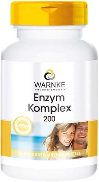 Enzym Komplex 200 100 Kapseln