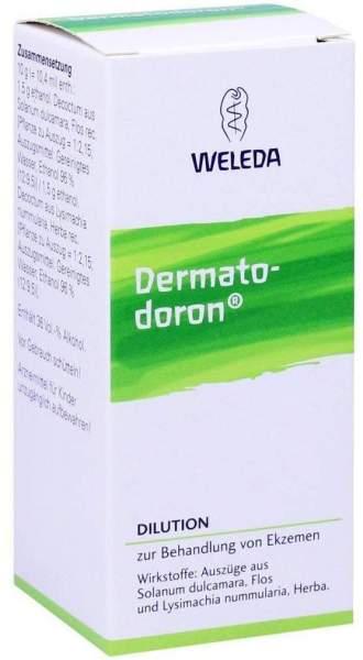 Dermatodoron Tropfen Weleda 50 ml
