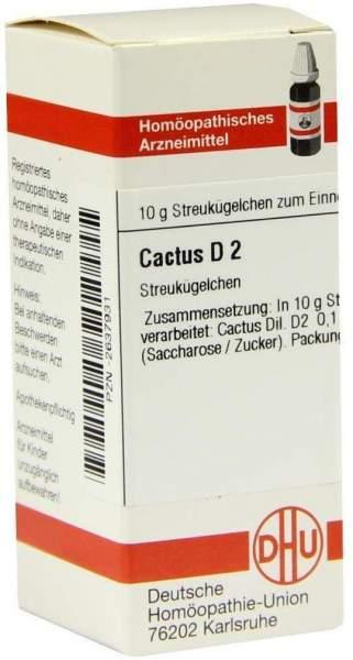Cactus D 2 Globuli