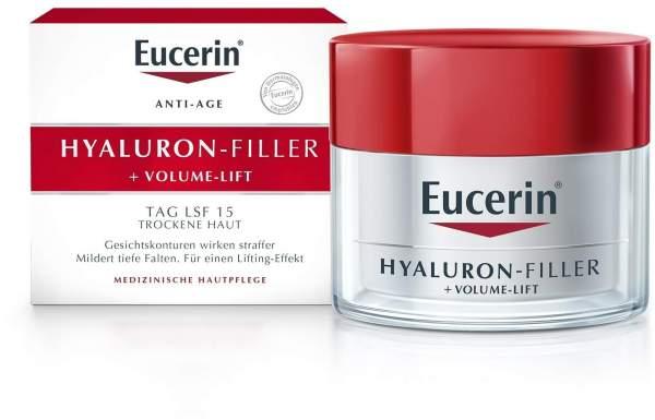 Eucerin Anti Age Volume Filler Tagespflege trockene Haut 50 ml Creme