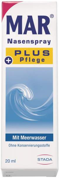 MAR Nasenspray plus Pflege 20 ml