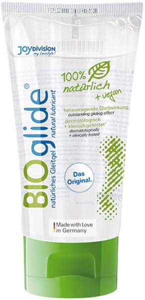 BIOglide 100% Bio 40 ml Gleitgel