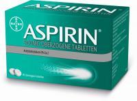 Aspirin 500mg überzogene 80 Tabletten