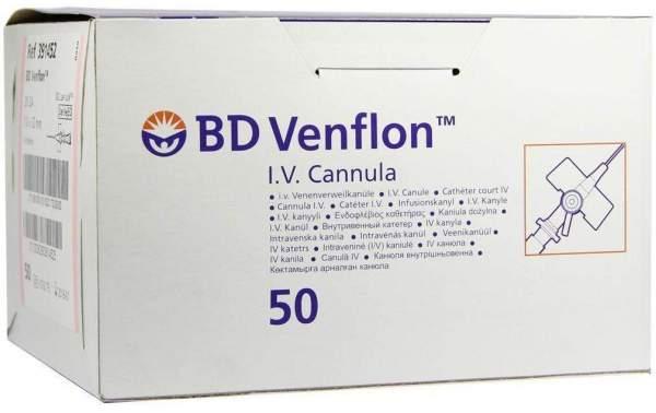 Bd Venflon 2 20g 1,0x32mm Verweilkanüle