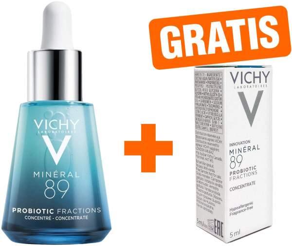 Vichy Mineral 89 Probiotic Fractions 30 ml Konzentrat + gratis 5 ml