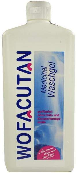Wofacutan Medicinal 1000 ml Waschgel