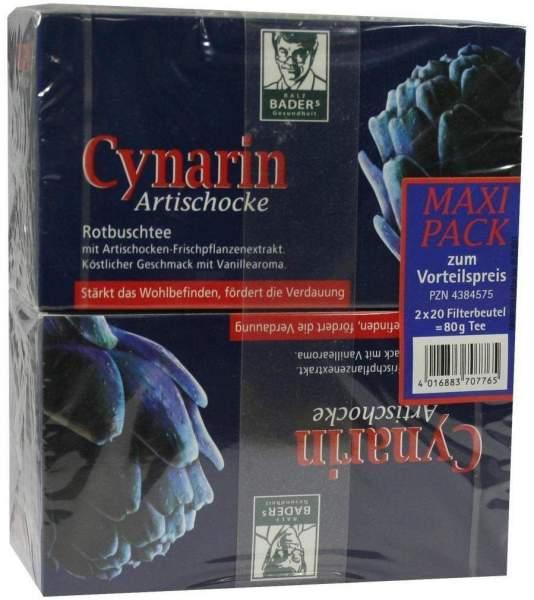 Cynarin Artischocke 2 X 20 Filterbeutel