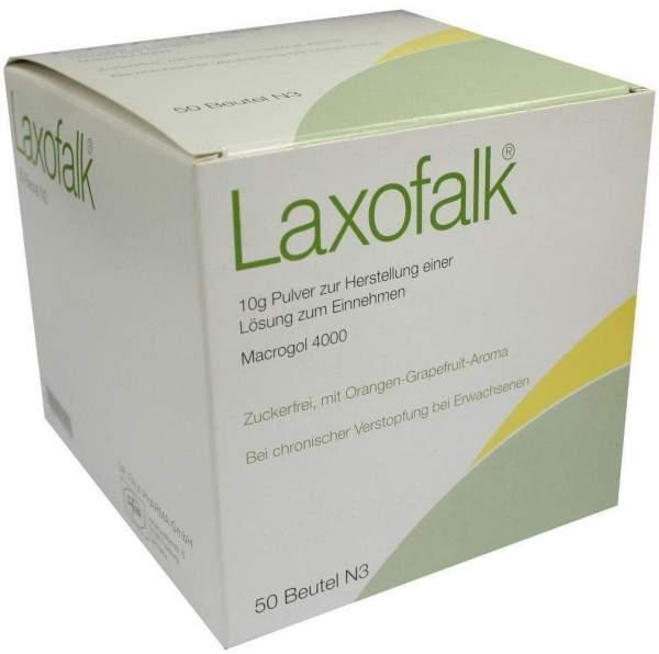 Laxofalk 50 Beutel Pulver