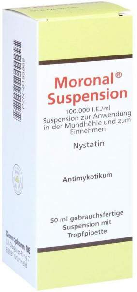 Moronal Suspension 50 ml