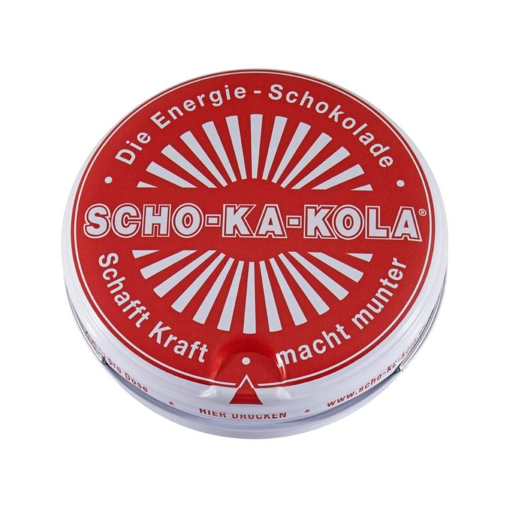 GENUPORT TRADE AG Scho-ka-kola Täfelchen Schokolade - 100g Täfelchen
