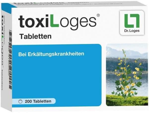 Toxi Loges 200 Tabletten