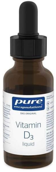 Pure Encapsulations Vitamin D3 22,5 ml Liquid