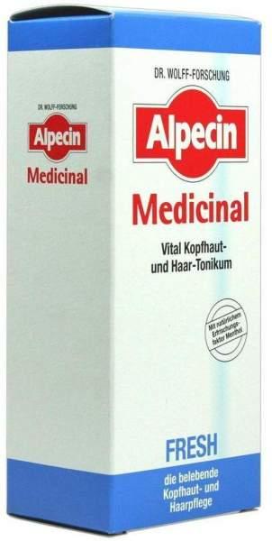 Alpecin Medicinal Fresh Vital Kopfhaut- und Haartonikum 200 Ml...