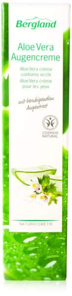 Aloe Vera 13,5 ml Augencreme