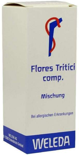 Weleda Flores Tritici Comp. Dilution Mischung 50 ml