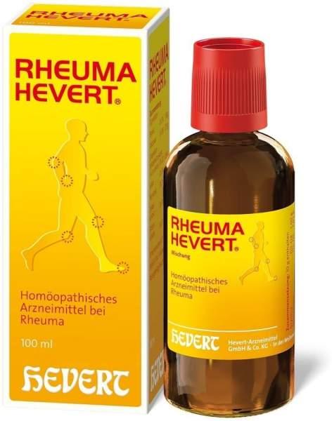 Rheuma Hevert Tropfen 100 ml