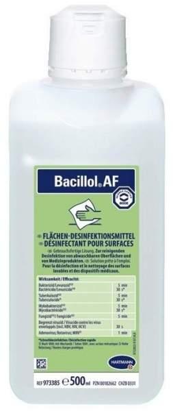 Bacillol Af 500 ml Lösung