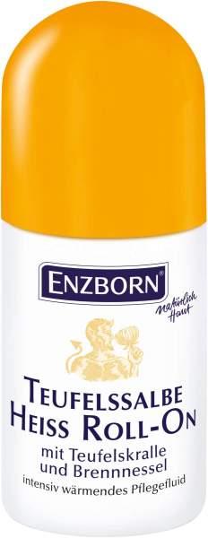 Enzborn Teufelssalbe Heiss Roll-On, 50ml