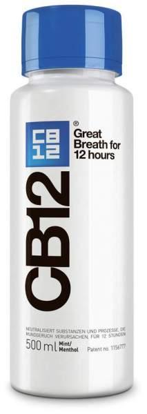 CB12 Mundspüllösung 500 ml