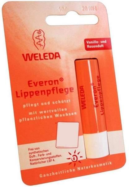 Weleda Everon Lippenpflege 4,8 G Stift