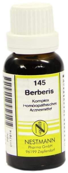 Berberis Komplex Nr. 145 20 ml Dilution