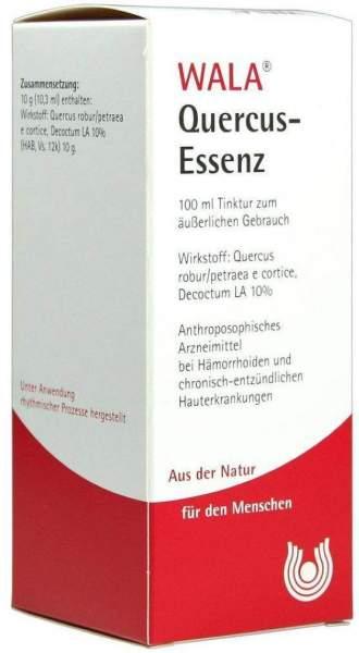 Quercus Essenz 100 ml Essenz