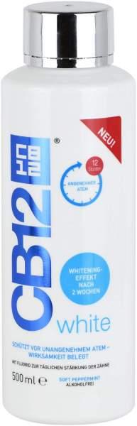 CB 12 White 500 ml Mundspüllösung