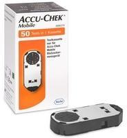 Accu Check Mobile Testkassette 50 Teststreifen