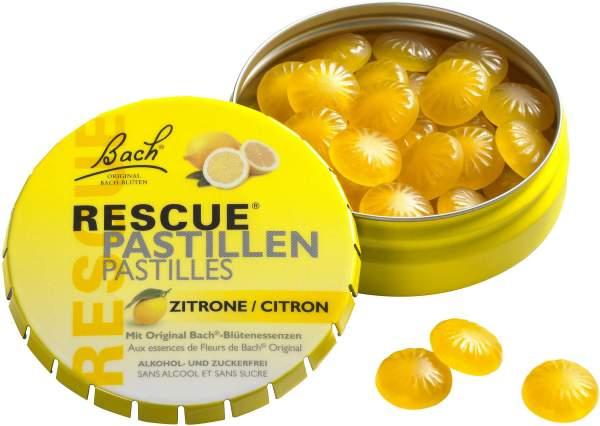 Bach Original Rescue Pastillen Zitrone 50 g