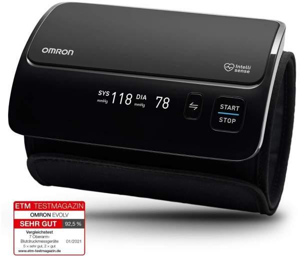 Omron EVOLV All-in-One Oberam Blutdruckmessgerät