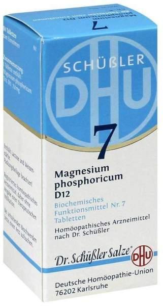 Biochemie Dhu 7 Magnesium Phosphoricum D12 80 Tabletten