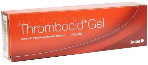 Thrombocid 100 G Gel