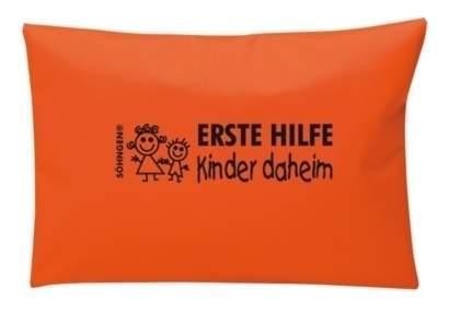 Erste Hilfe Tasche Kinder Daheim Orange 1 Stück