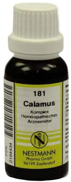Calamus Komplex Nr. 181 20 ml Dilution