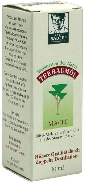 Teebaum Öl Amax Ma 100 10 ml Öl