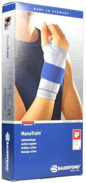 Manutrain Handgelenkbandage 1 Links Titan 1 Bandage