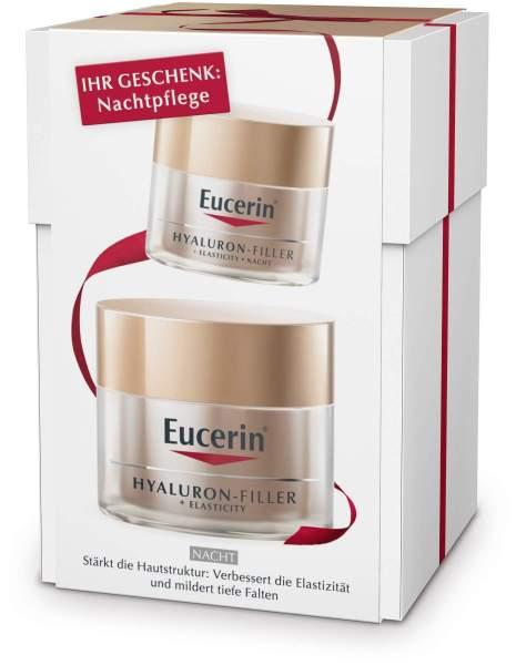 Eucerin Anti Age Elasticity + Filler 50 ml Nachtpflege + gratis Nachtpflege 20 ml