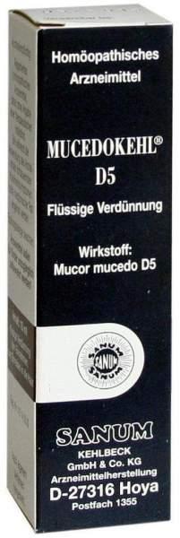 Mucedokehl D5 Tropfen 10 ml Tropfen
