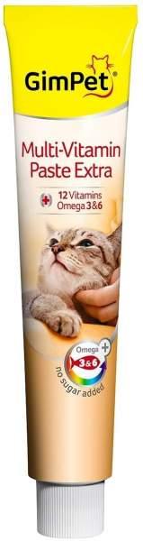 Gimpet Multi Vitamin Extra 50 G Paste Vet Für Katzen