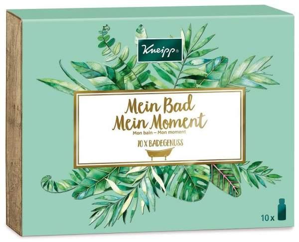 Kneipp Geschenkpackung Mein Bad - Mein Moment 10 x 20 ml