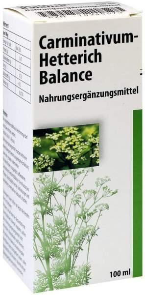 Carminativum Hetterich Balance 100 ml