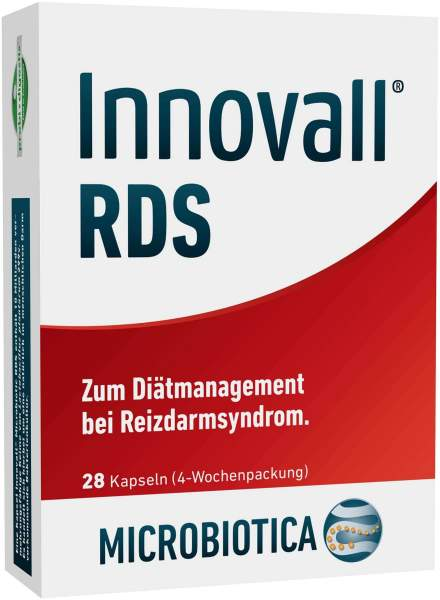 Innovall Microbiotic Rds Kapseln 28 St