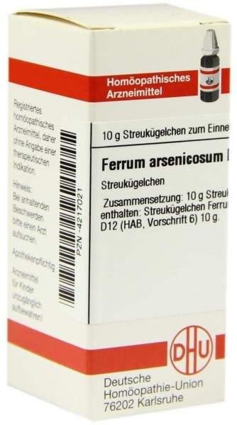 Ferrum Metallicum D 12 Globuli