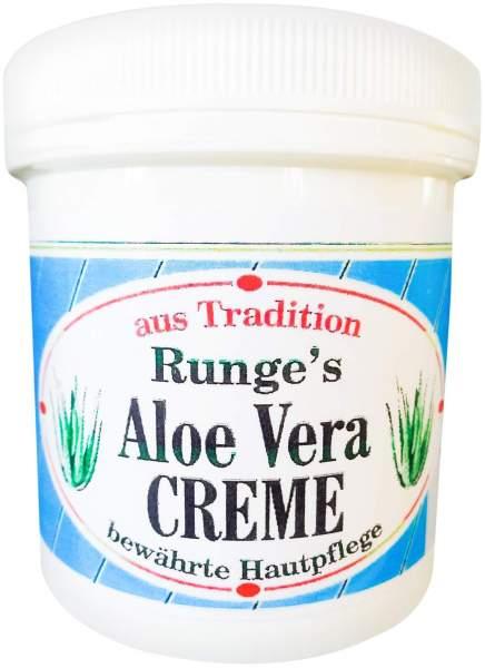 Aloe Vera 250 ml Cremebalsam