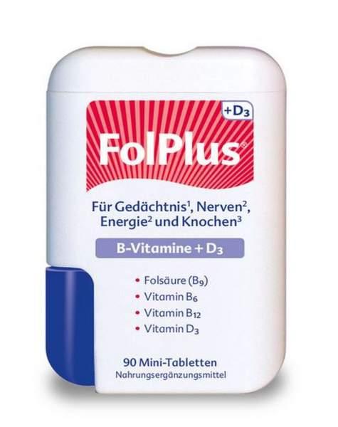 Folplus+d3 90 Tabletten