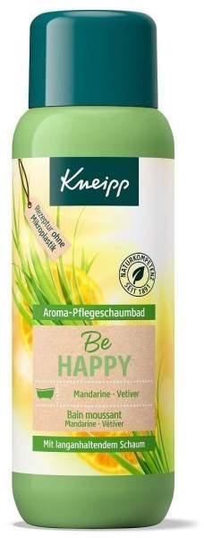 Kneipp Aroma-Pflegeschaumbad Be Happy 400 ml