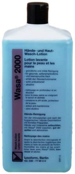 Wasa 2000 Waschlotion